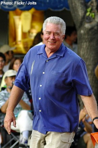 Huell Howser by Flickr User Joits - http://www.flickr.com/people/45349448@N00