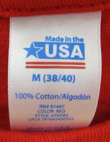 Made In The USA?! Whaaaaah?!