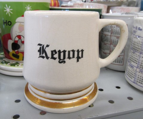 Keyop!