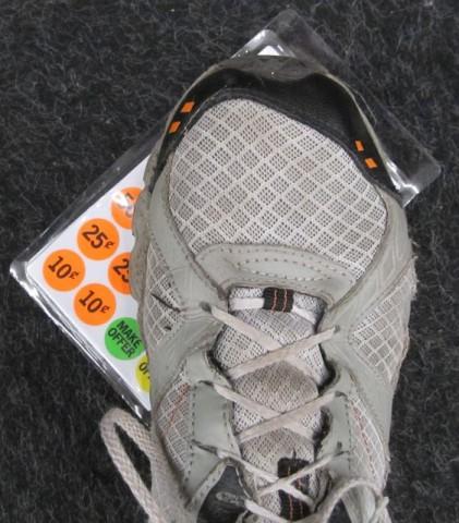 shoetag